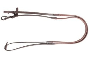 GFS Premier Performance Grip Reins Brown