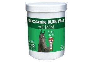 NAF Glucosamine 10,000 Plus with MSM 900gm
