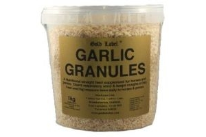 Gold Label Garlic Granules x 1 Kg