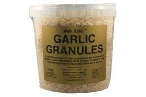 Gold Label Garlic Granules x 1 Kg