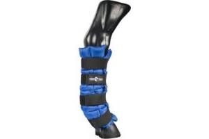 Horze Finntack Pro Cooling Wrap - Blue