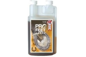 NAF - Five Star Pro Feet Horse Hoof Supplement Liquid x 1 Lt