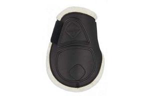 LeMieux Unisex's Capella Comfort Fetlock Boots, Black, Cob