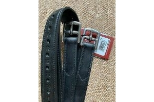 Shires Blenheim Non-Stretch Leather Stirrup Leathers - 48