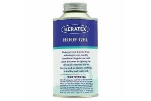 Keratex hoof gel waterproof & breathable hoof care strengthener 500ML