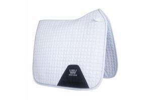 Woof Wear Contour Dressage Saddle Pad White