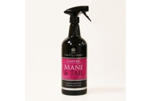 Carr & Day & Martin Canter Silk Mane & Tail Conditioner: 1 Litre