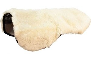 Roma Merino Sheepkin Seat Saver One Size White