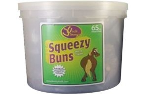 Uncle Jimmys Squeezy Buns 65 Pack