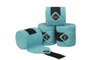 LeMieux Luxury Polo Bandages - Turquoise