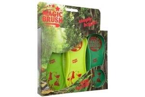 MagicBrush Pure Nature 3 Pack