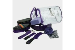 New Roma Cylinder 9 Piece Grooming Kit