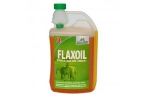 Global Herbs Flax Oil 1L