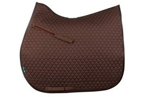 Griffin Nuumed NuuMed HiWither Everyday GP Saddle Pad Medium Brown