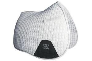 Woof Wear Toklat General Purpose Saddle Pad, White