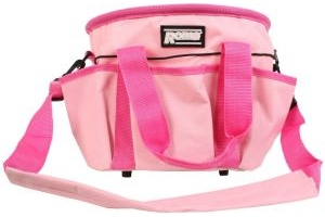 Roma Grooming Carry Bag Pink