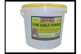 Equimins Unisex's EQS0293 Garlic Powder, Clear, 5 kg