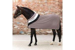 Horseware Rambo Fashion Cooler 5ft9 Driftwood/Black/White
