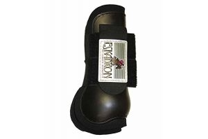 Eskadron Front Protection Boots - Black: Large