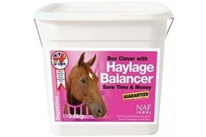 NAF Haylage Balancer (3.6kg) (Clear)