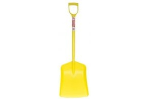 Faulks Red Gorilla Tubtrug Shovel : Yellow