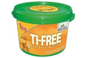 Global Herbs - Ti-Free Horse Muscle Supplement x 1 Kg