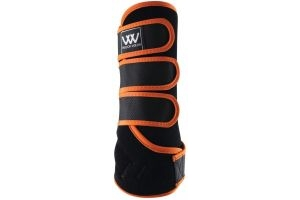 Woof Wear Dressage Wrap Orange