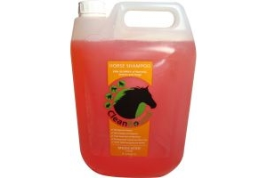 CleanRound Medicated Shampoo 5 Litre: Peach