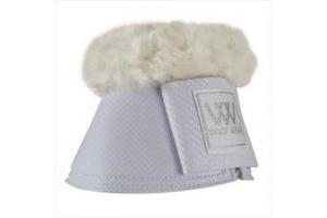 Woof Wear Pro Sheepskin Overreach Boots-Large White