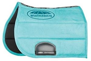 Weatherbeeta Elite All Purpose Saddle Pad (Full) (Turquoise)