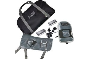 equilibrium Therapy Massage Pad and Mitt Combo Pack