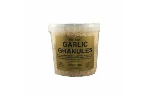 GOLD LABEL GARLIC GRANULES 1kg Tub - Horse Supplement