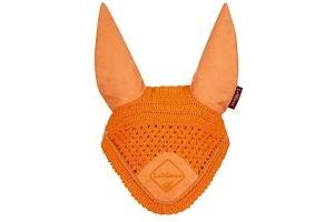 LeMieux Unisex's Signature Fly Hood Tangerine, Medium