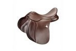Bates All Purpose Saddle With Cair II - Classic Brown - 40cm