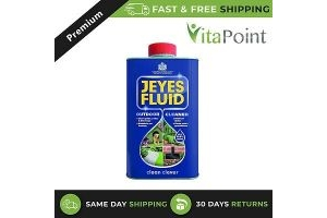 Jeyes Professional Fluid Outdoor Disinfectant Cleaner 1 Litre