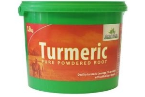 Global Herbs Turmeric Horse Supplement 1.8kg