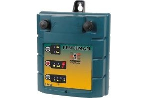 Fenceman - CP900 Energizer - electric fencing unit -  horse or pony