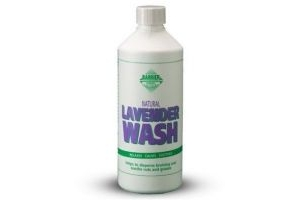 Barrier Unisex (concentrated), White, 1 Litre - Wash Lavender Horse