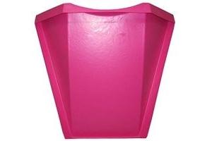 Trilanco Unisex's TR-TRL2635 Hay Feeder, Pink, One Size