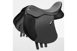 Wintec 500 All Purpose Saddle With Cair Black 43cm