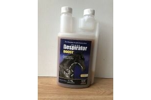 NAF Five Star Respirator Boost For Optimal Lung Function in Horses x 1 Litre