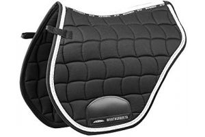 Weatherbeeta Performance Cross Country Pad (Full) (Black)