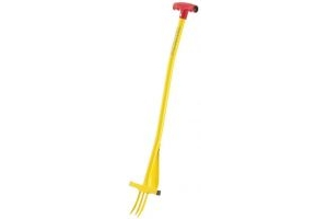 Trilanco T-Grip Rag-Fork Yellow