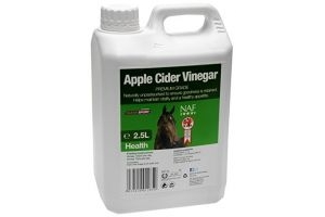 NAF Apple Cider Vinegar 2.5L Naturally Unpasteurised