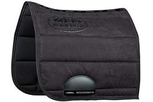 Weatherbeeta Elite Dressage Saddle Pad (Full) (Black)