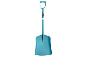 Faulks & Co Red Gorilla - Tubtrug Food Grade & Yard Shovel - Sky Blue