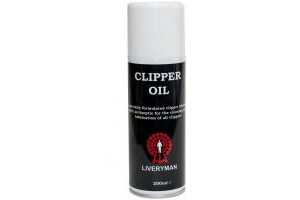 Liveryman Clipper Oil Spray