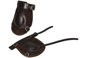 Trilanco Unisex's Protack Knee Boots Pony Brown
