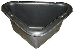 Stubbs Corner Manger (31l) (Black)