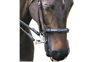 equilibrium Net Relief Horse Muzzle x Size: Pony Black